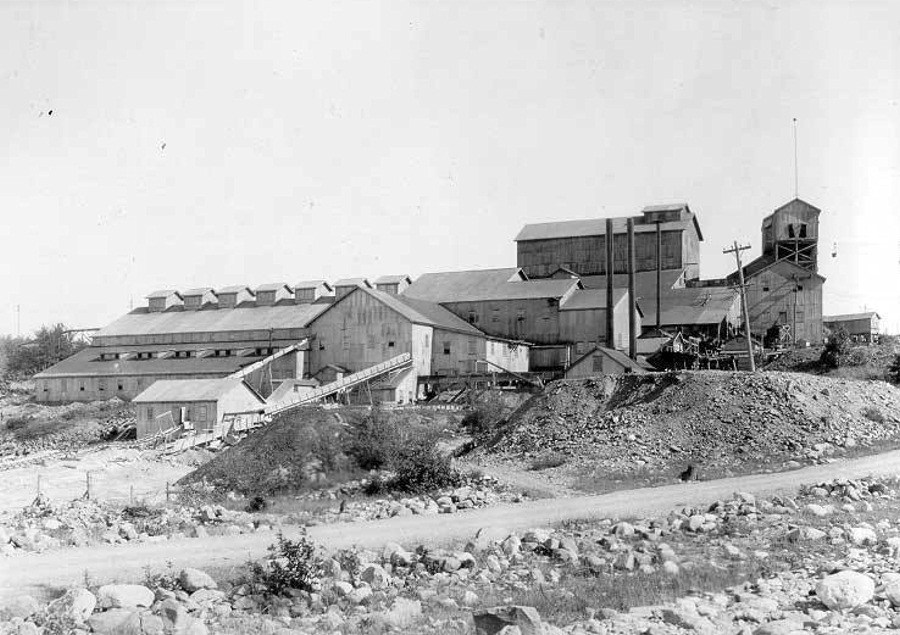 Nipissing Mill1925